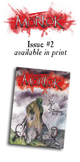 Morlok Issue 2 available now