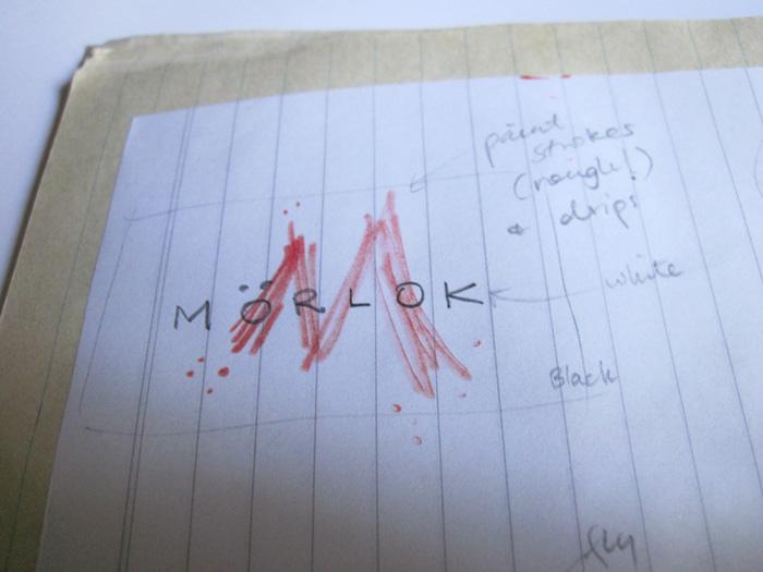 Morlok Titling Original Concept Art