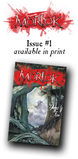 Morlok Issue 1 available now