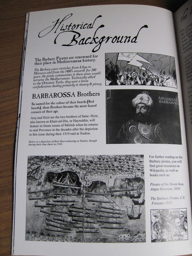 More historical backgrounds in Morlok
