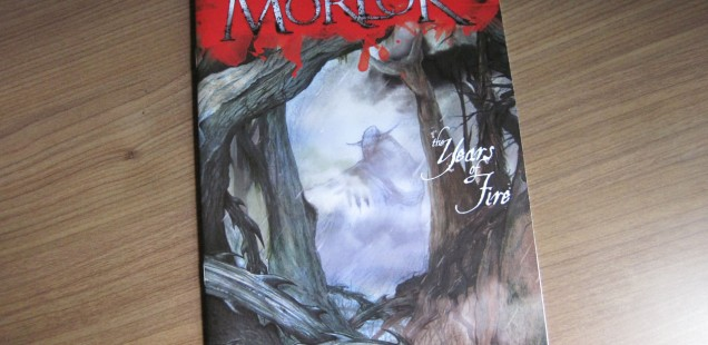 Morlok Issue 1 cover