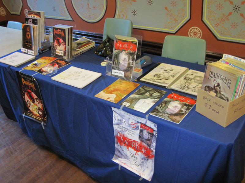 Parramatta Collectibles 2012